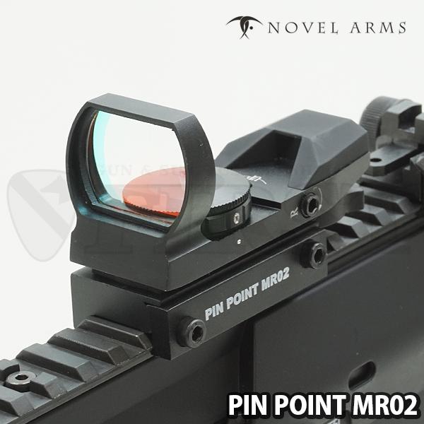 PIN POINT MR02 ドットサイト