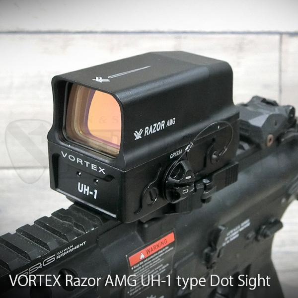 VORTEX Razor AMG UH-1タイプ ダットサイト BK
