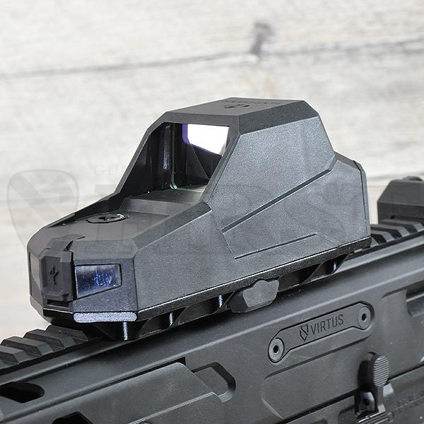 HARTMAN MH1タイプ レッドドットリフレックスサイト BK