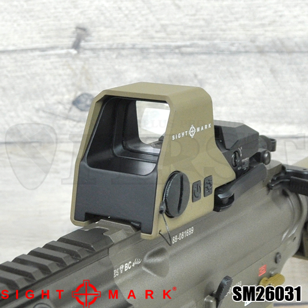 【Sightmark】 Ultra Shot R-Spec Reflex Sight D/E