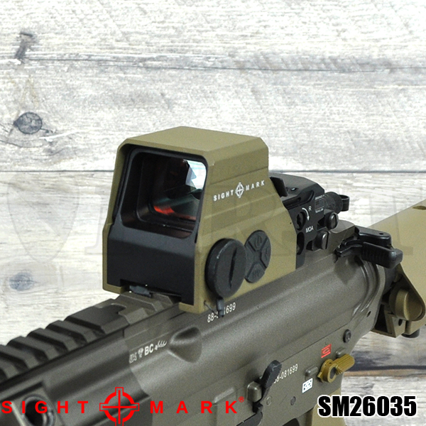 【Sightmark】 Ultra Shot M-Spec FMS Reflex Sight D/E