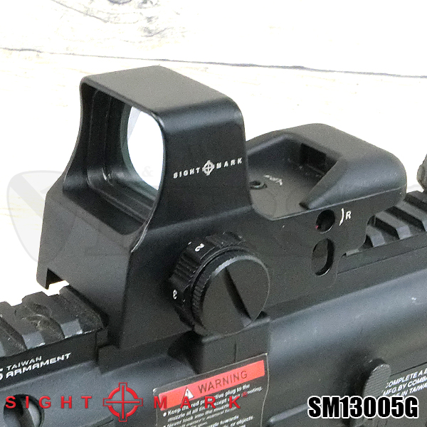 Sightmark Ultra Shot Reflex Sight Green