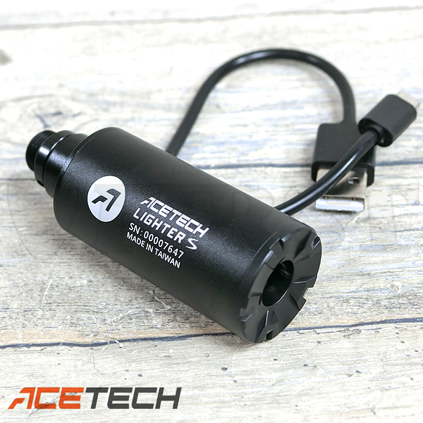 【WEB限定SALE】ACETECH LIGHTER S ハンドガン対応 コンパクト フルオートトレーサー