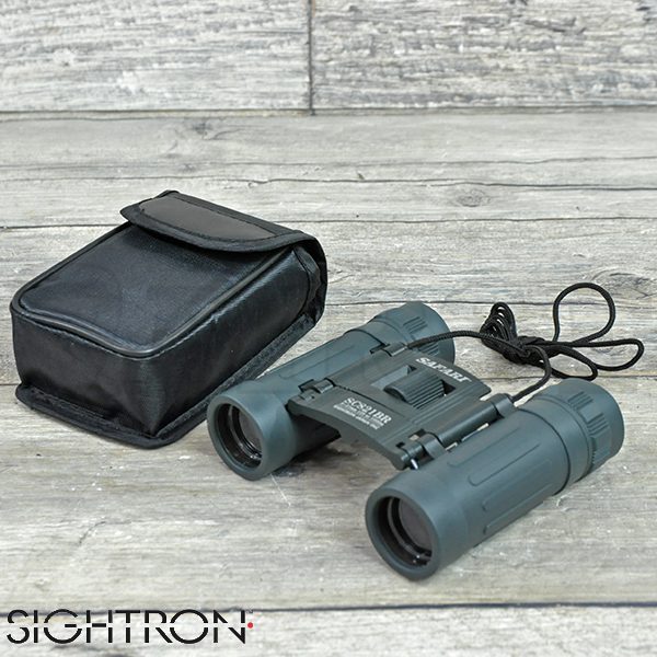 【Sightron】 SAFARI SC821BR COMPACT ミル入双眼鏡