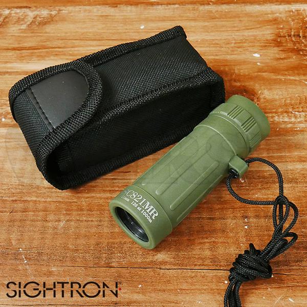 【Sightron】 SAFARI SC821MR COMPACT ミル入単眼鏡
