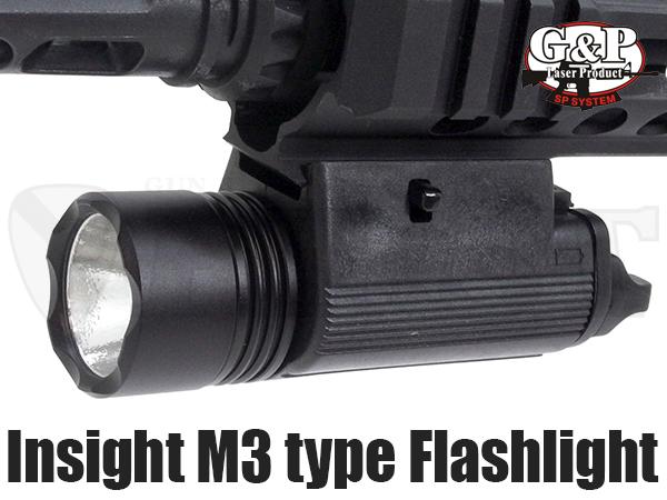 GP-008LED M3タイプ フラッシュライトLED