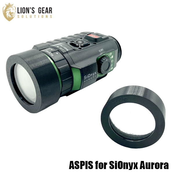 ASPIS for SiOnyx Aurora - Slim&Smooth / Plexiglass