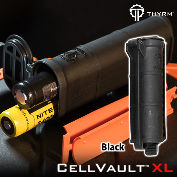 CVXL001 CELLVAULT XL バッテリーストレージ BK【1~3営業日以内に発送】