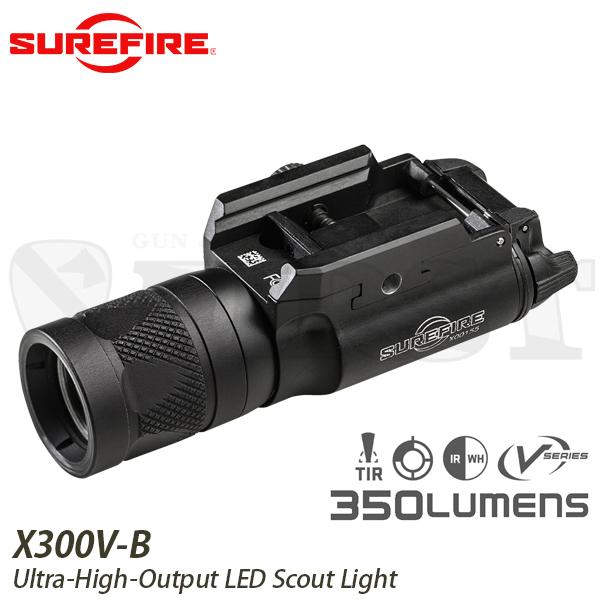 X300V-B VAMPIRE IRウエポンライト