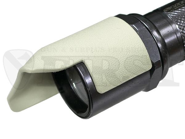 【アウトレット特価】SKM-BIKE-6P カイダック製 LED ライトフード ベゼル径1.25インチ(約32mm)対応
