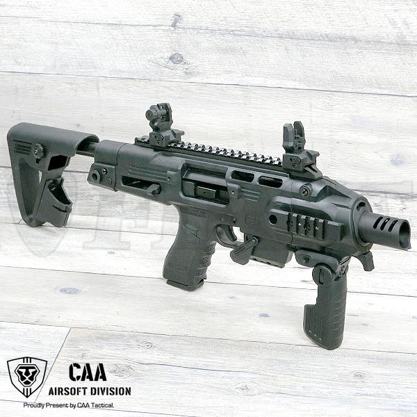 CAA RONI G1 グロックカービンコンバージョンキット G18C用