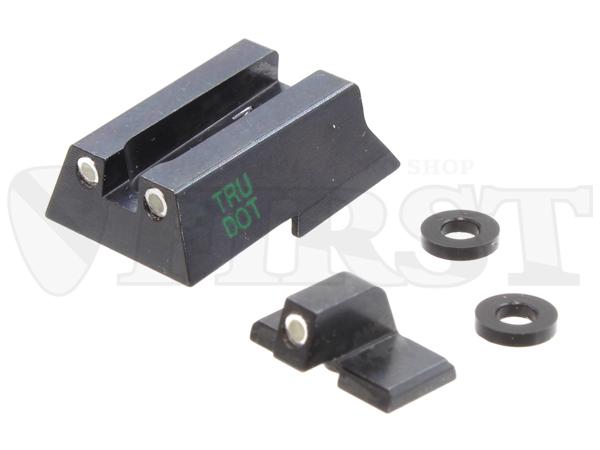 ST-TM15 マルイ HK45用 MEPROLIGHT Tru-Dotタイプ 蓄光サイトセット