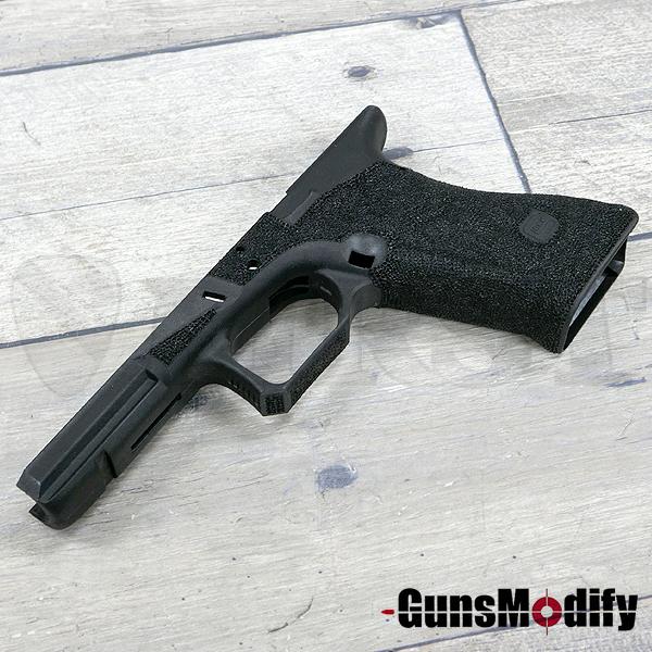 GM0276 マルイGlockシリーズ対応 GEN3/Agency Arms フレーム BK