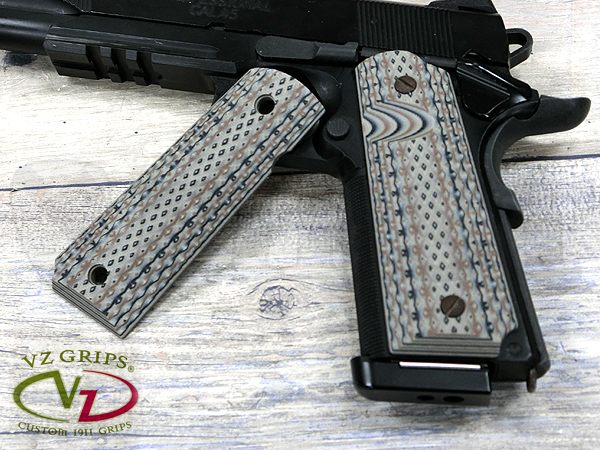 DB-MARSOC-BEV-TN-A 1911フルサイズ用 Diamond Back MARSOC G10