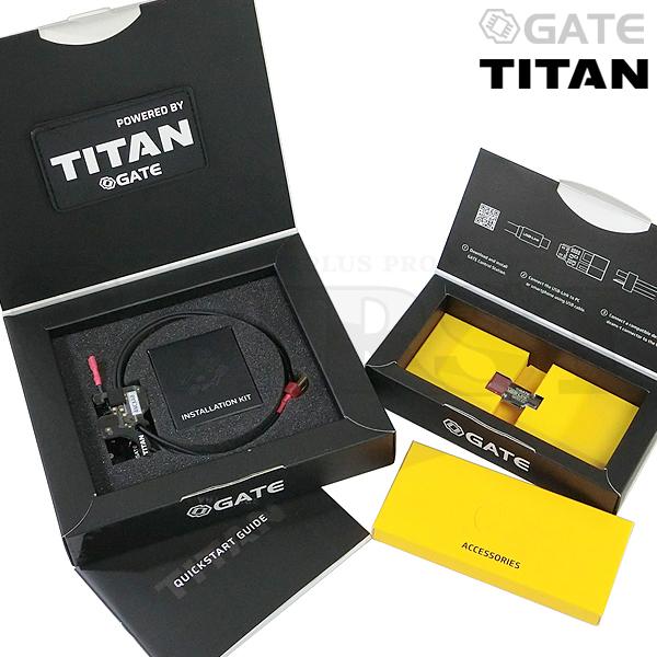 GATE TITAN Ver.2用 アドバンスドセット(後方配線用)