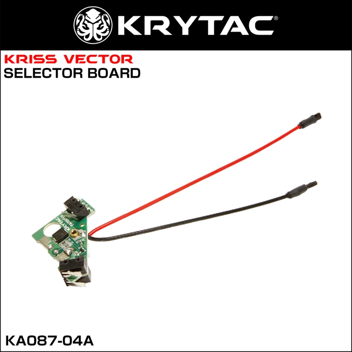 KRYTAC KRISS VECTOR用 セレクターボード