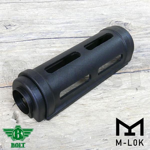 BP0119BK BOLT AKシリーズ対応 M-LOK アッパーハンドガード