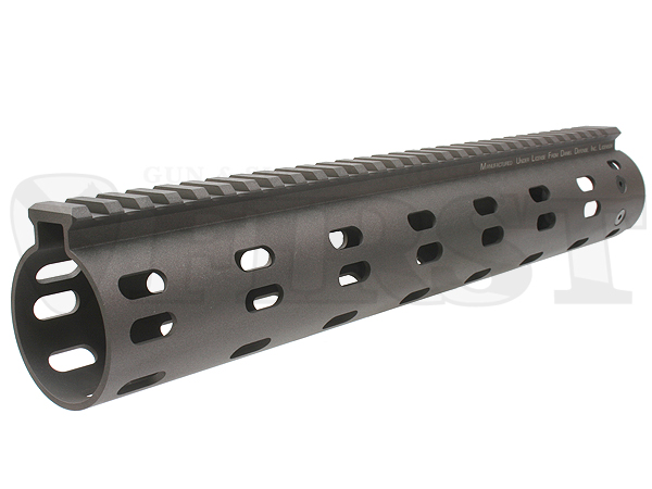 DDMFR12-TAN Daniel Defense モジュラー フロート レイル 12inch TAN