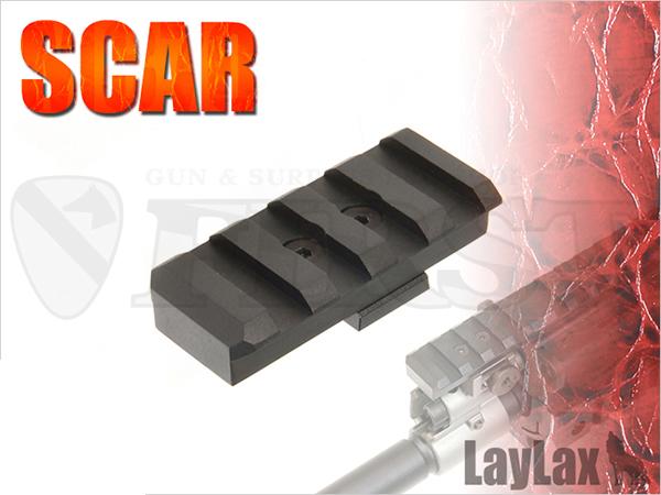 SCAR用 フラットトップキット