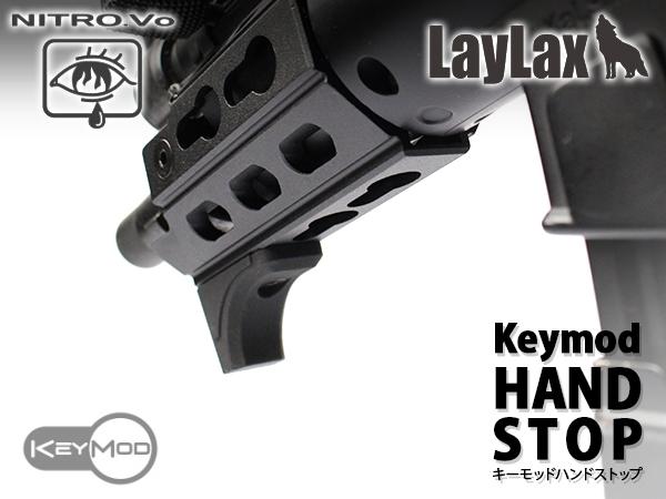 Keymod(キーモッド) ハンドストップ BK