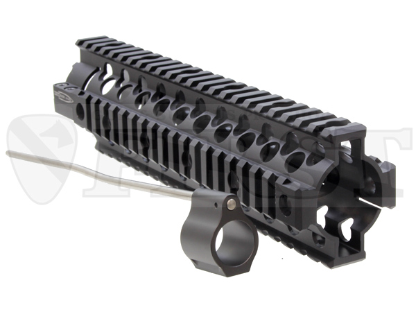 PTS CENTURION ARMS製 C4レイル 9インチ BK