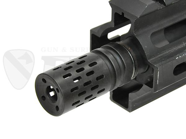 PTS BATTLE COMP フラッシュハイダー 1.0 14mm逆ネジ