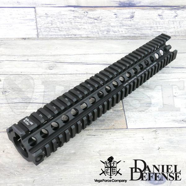 Daniel Defense M4 RIS2 12.25インチ ハンドガード (DD社正規ライセンス)