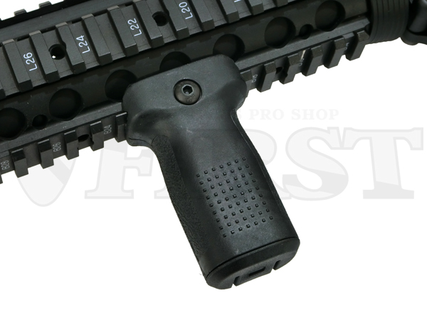 PTS EPF-Sタイプ バーティカルグリップ ショート BK