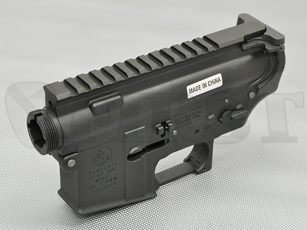 【アウトレット特価】STAR M16A3 メタルフレーム