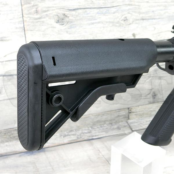 B5タイプ リトラクタブルストック BK