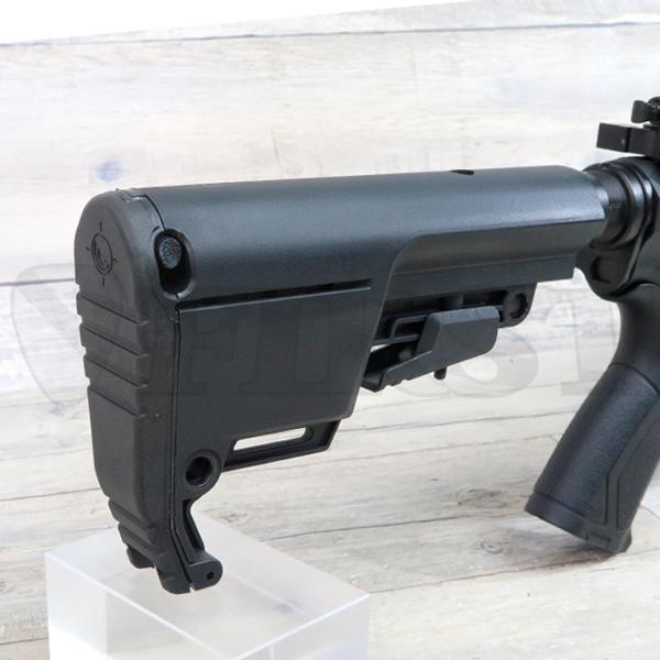 MFT BUSタイプ バトルリンク ロープロファイル ストック BK