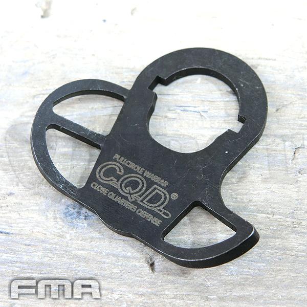 FMA CQDタイプ スリングスイベル (STD M4電動ガン用)