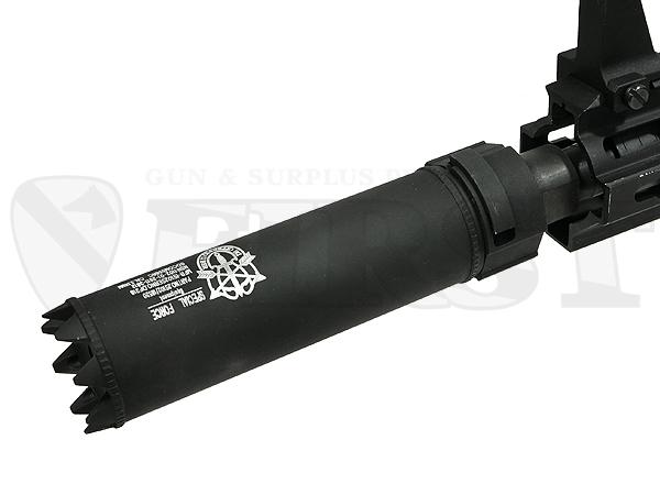 5KU-185A SOCOM RC モンスター QDサイレンサー 逆ネジ