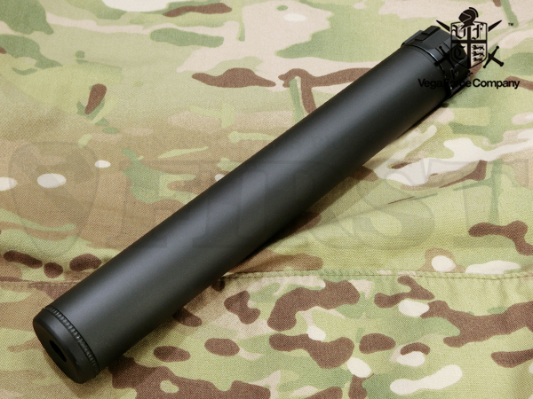 VF9-SS-M40-BK02 VFC M40A5 QDサイレンサー (VFC製M40A5ハイダー対応)