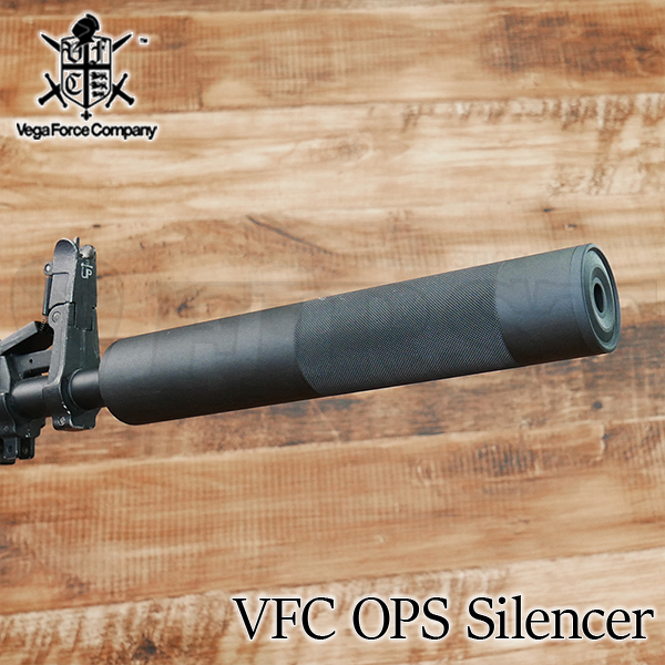 VFC M40A3 OPSサイレンサー (アダプター付属)