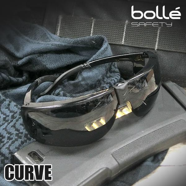CURVE(カーブ) シューティンググラス スモークレンズ