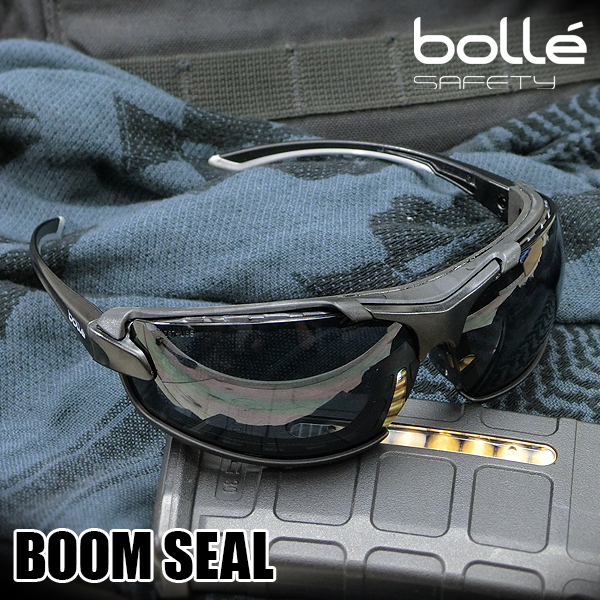 BOOM SEAL(ブームシール) セーフティグラス スモーク