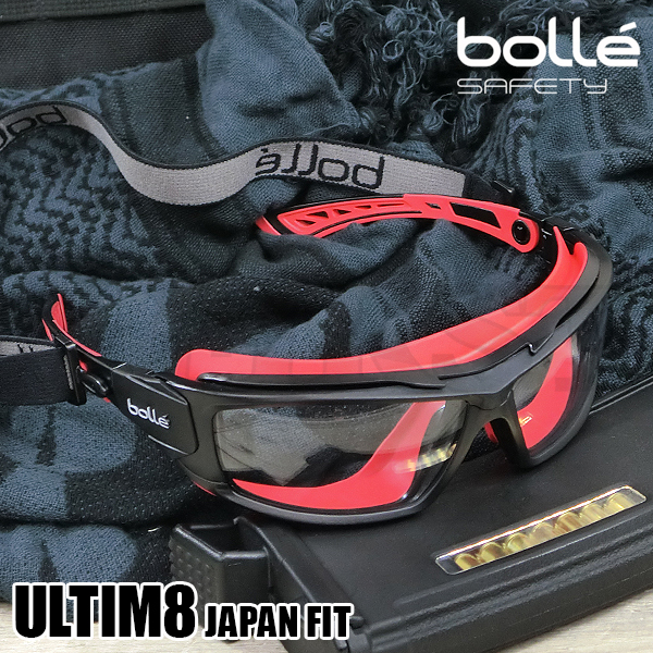 ULTIM8 JAPAN FIT クリアー