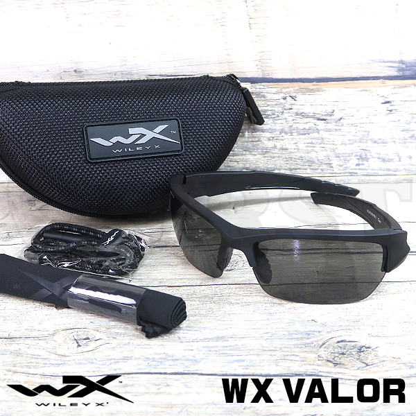 【WILEYX】WX VALOR Black Ops