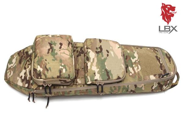 LBX-4003 フルレングス ライフルバッグ マルチカム