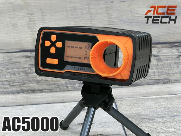 ACETECH AC5000 高精度弾速計