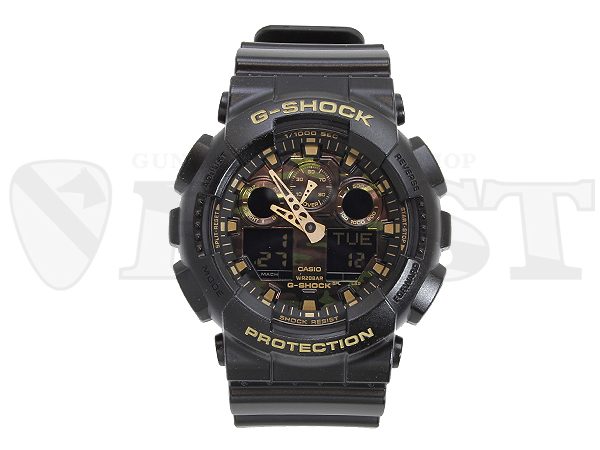 Casio G-SHOCK GA100CF-1A9 ������
