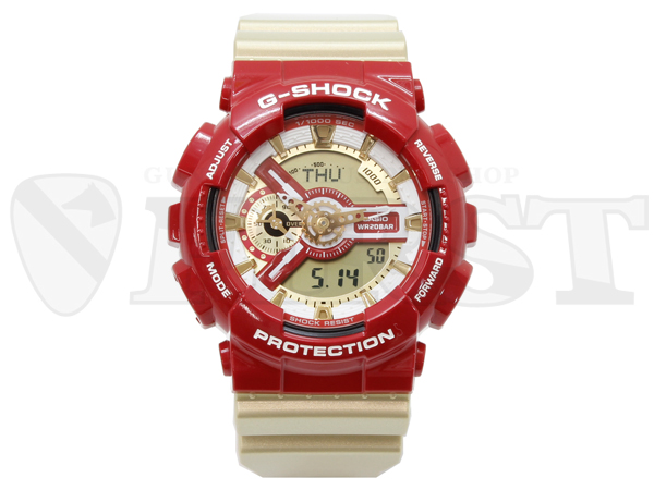 Casio G-SHOCK CRAZY COLORS / ���쥤�������顼�� ���ʥǥ� GA-110CS-4A ������