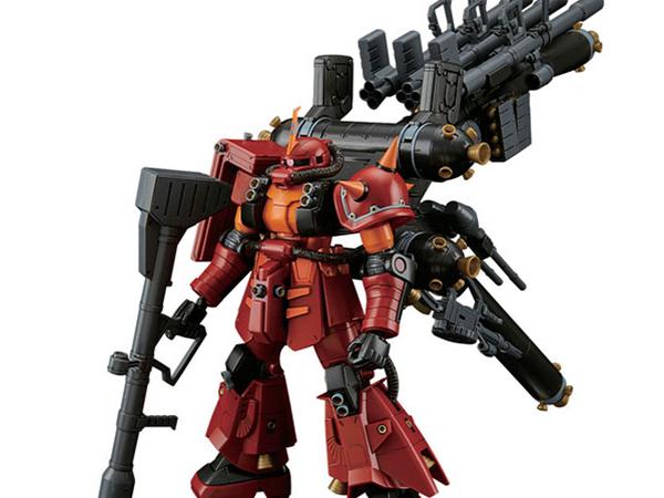 "HG サンダーボルト MS-06R 高機動型ザク""サイコ・ザク"" (GUNDAM THUNDERBOLT Ver.)"