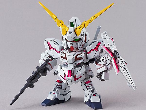 SDガンダム EXスタンダード RX-0 ユニコーンガンダム(デストロイモード)