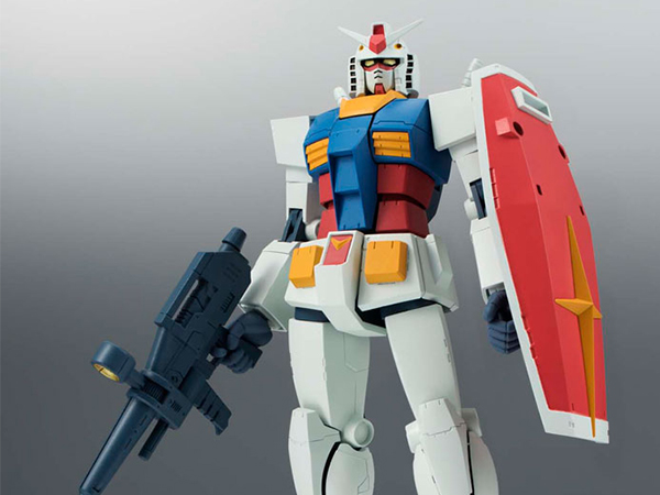 �ں���ͽ�����ROBOT�� ��SIDE MS�� RX-78-2 ������� ver. A.N.I.M.E.