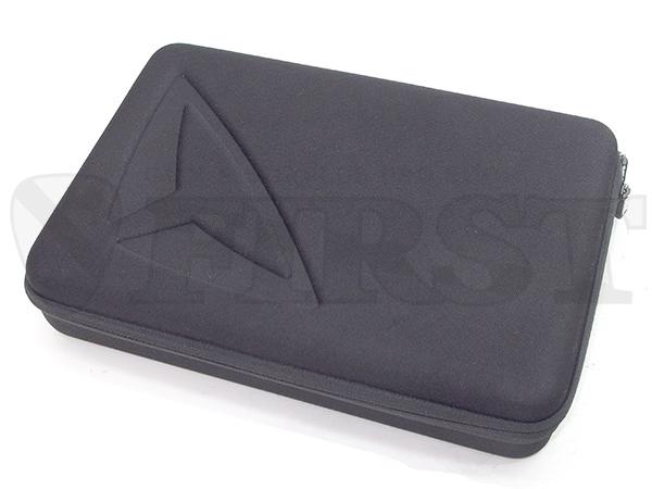 【アウトレット特価】HR119-BK GoPro用 EVA素材 軽量ビックサイズ 収納ケース BK
