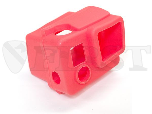 【アウトレット特価】HR111 GoPro用 保護シリコンケース レッド