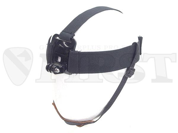 【アウトレット特価】HR95 GoPro用 ヘッドベルト
