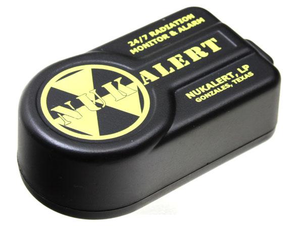 放射線検出警報器 NUKALERT(ニュークアラート)